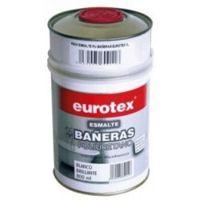 ESMALTE PU BAÑERAS EUROTEX...
